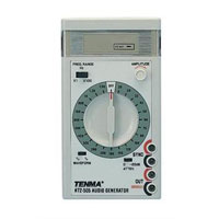 Tenma Hand Held Audio Generator