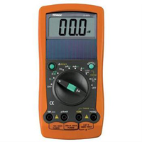 Tenma Auto Range Solar Powered Digital Multimeter