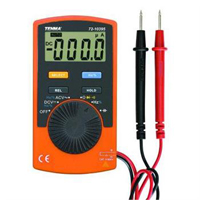 Tenma Pocket Digital Multimeter with Resistance Measurement