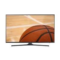 "Samsung MU6300 43"" 4K Ultra-HD LED Smart TV"