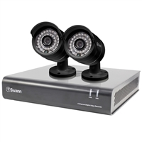 Swann Communications Cameras & DVR Security Kit