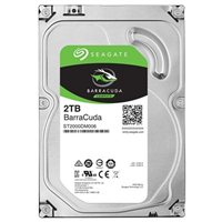 "Seagate BarraCuda 2TB 5900RPM SATA III 6Gb/s 3.5"" Internal Hard Drive"