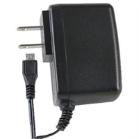 "MCM Electronics 5.1VDC 2.5A Regulated AC Power Adapter - 48"" Cord with Micro USB Plug"