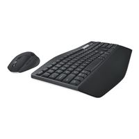 Logitech MK850 Performance Wireless Keyboard & Mouse Combo