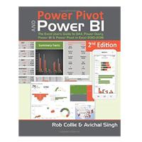 Holy Macro Books POWER PIVOT POWER BI 2/E