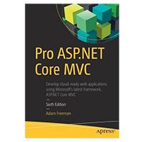 Apress PRO ASP.NET CORE MVC 6/E