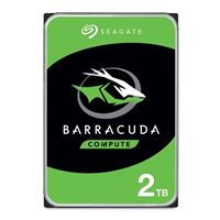 "Seagate Barracuda 2TB 5,400 RPM SATA III 2.5"" Notebook Hard Drive"