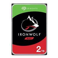 """Seagate IronWolf 2TB 5,900 RPM SATA III 3.5"""" NAS Hard Drive"""