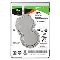 "Seagate FireCuda 2TB 5400RPM SATA III 6Gb/s 2.5"" Internal Hard Drive"