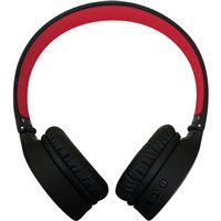 Ecko Unltd. Impact Foldable Bluetooth Headphone - Black/Red