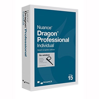 Nuance Dragon Professional Individual Wireless v15