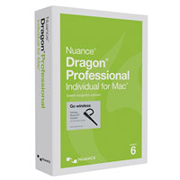 Nuance Dragon Professional Individual for Mac Wireless v6