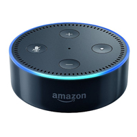AmazonEcho Dot - Black