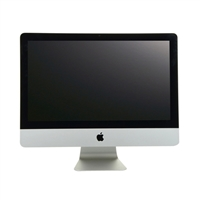 "Apple iMac MC812LL/A-BTO 21.5"" All-in-One Desktop Computer Pre-Owned"