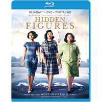 20th Century Fox Hidden Figures Blu-ray