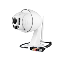 FosCam PTZ Dome Security Camera