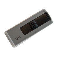 Emtec International 64GB USB 3.0 Flash Drive - Gray