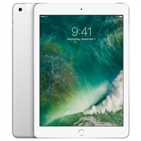 "Apple 9.7"" iPad 5 (32GB, Wi-Fi + Cellular, Silver)"
