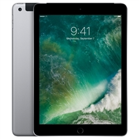 Apple iPad 5th Gen Cellular 128GB - Space Gray