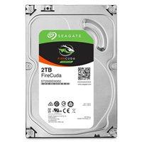 Seagate FireCuda 2TB 7,200 RPM SATA III 6Gb/s 3.5 Hybrid Internal Hard Drive