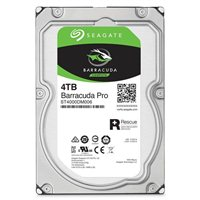 "Seagate Barracuda Pro 4TB 7,200RPM SATA III 6Gb/s 3.5"" Internal Hard Drive"