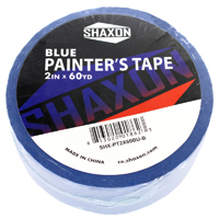 "Shaxon Painter's Tape 2"" x 60yd - Blue"
