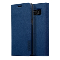 Laut Apex Knit Case for Samsung Galaxy S8 Plus - Indigo