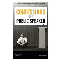 O'Reilly CONFESSIONS PUBLIC SPEAKE