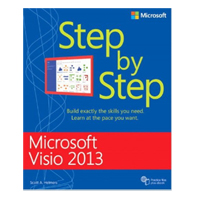 Microsoft Press Microsoft Visio 2013 Step by Step