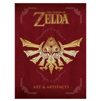 Dark Horse Books LEGEND OF ZELDA ART ARTIF