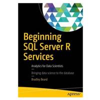 Apress BEG SQL SERVER R SERVICES