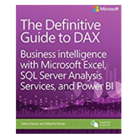 Microsoft Press DEFINITIVE GUIDE TO DAX