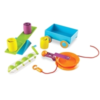 Educational Insights STEM Simple Machines Activity Set