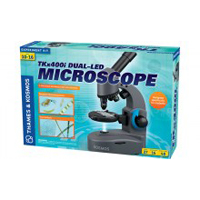 Thames And Kosmos TKx400i Dual-LED Microscope