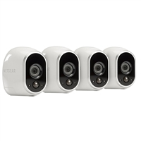 NetGear Arlo Smart Home Indoor/Outdoor Wireless Kit - Refurbished