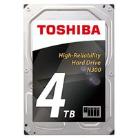 "Toshiba N300 4TB NAS 3.5"" Internal Hard Drive"