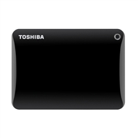 Toshiba Canvio Connect II 3TB Portable Hard Drive HDTC830XK3C1