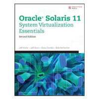 Prentice Hall ORACLE SOLARIS 11 SYSTEM