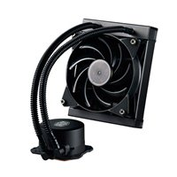 Cooler Master MasterLiquid Lite 120 All-in-one CPU Liquid Cooler w/ Dual Chamber Pump