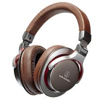 Audio-Technica Over-Ear High-Resolution Audio Headphones - Gun-Metal Gray