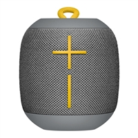 Logitech WONDERBOOM Bluetooth Speaker - Stone Gray