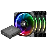 Thermaltake Riing Plus 12 RGB Performance Edition 120mm Case Fan - Triple Pack