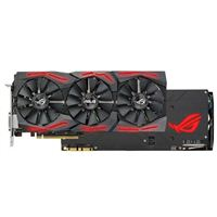 ASUS ROG STRIX GAMING GeForce GTX 1080 Ti Overclocked Triple-Fan 11GB GDDR5X PCIe Video Card