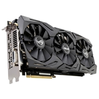 Photo - ASUS GeForce GTX 1080 Ti STRIX ROG Overclocked 11GB GDDR5X GAMING Video Card