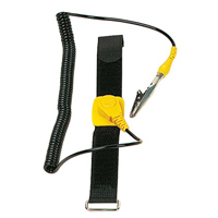 Velleman Anti-Static Wrist Strap - Black