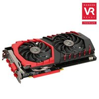 MSI Radeon RX 580 GAMING X 8GB GDDR5 Video Card