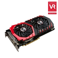 MSI Radeon RX 580 GAMING X 4GB GDDR5 Video Card