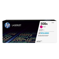 HP 508A Laserjet Magenta Toner Cartridge