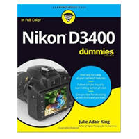 Wiley NIKON D3400 FOR DUMMIES