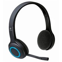 Logitech H600 Headset - Black (Refurbished)